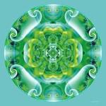 Healing Mandala 4 © Atmara Rebecca Cloe
