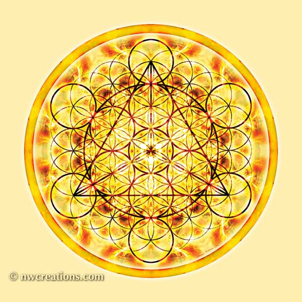 how to make sacred geometry in photoshop