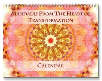 HEARTOFTRANSFORMATION mandala calendars