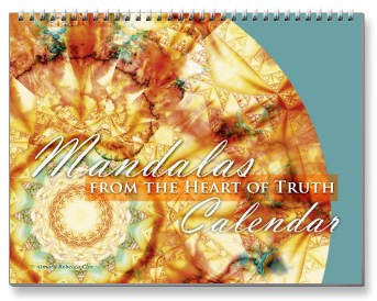 HEARTOFTRUTH mandala calendars