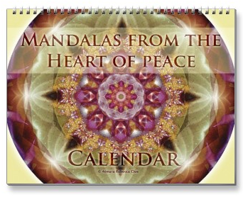 heartofpeace mandala calendars