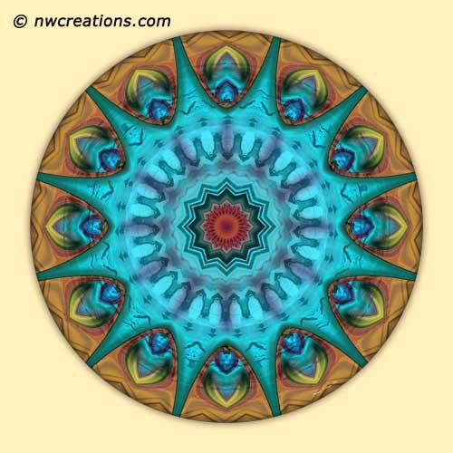 Mandalas from the Heart of Surrender @ Atmara Rebecca Cloe