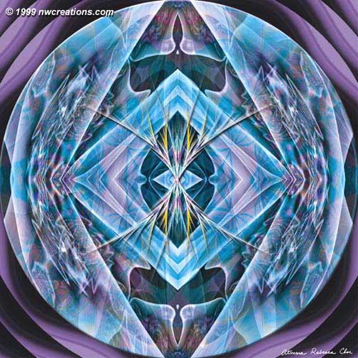 Mandala 3 © Atmara Rebecca Cloe