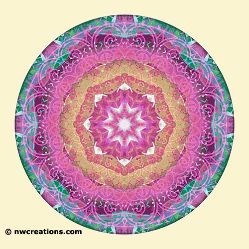 Mandalas of Deep Trust, No. 2