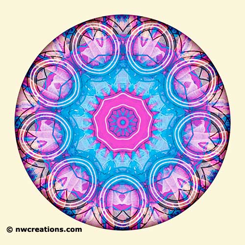 Mandalas of Deep Trust, No. 4