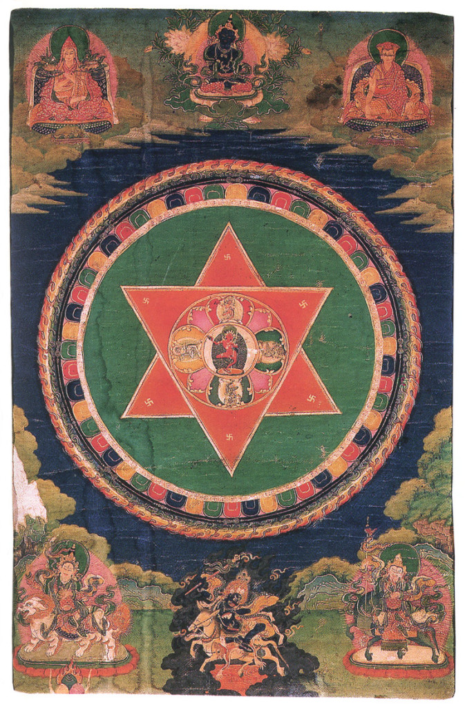 Vajravarahi_Mandala