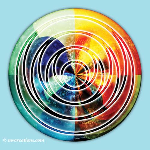 Sacred Geometry Mandala 8