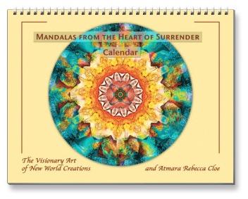 MANDALASOFSURRENDER mandala calendars
