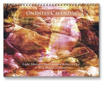ONENESS mandala calendars